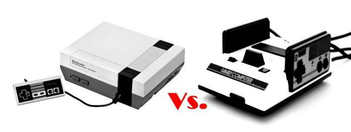 NES Classic Edition and Famicom Mini