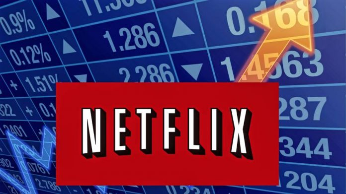 Netflix reports record revenue in 2016