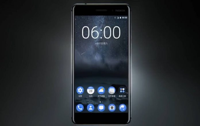 Nokia Model 6 by HDM