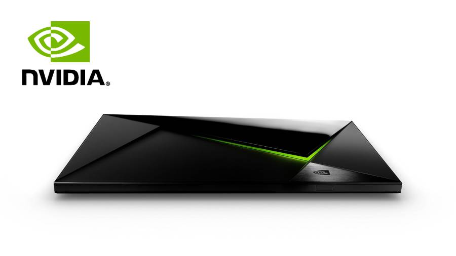 Nvidia Shield TV 2017.