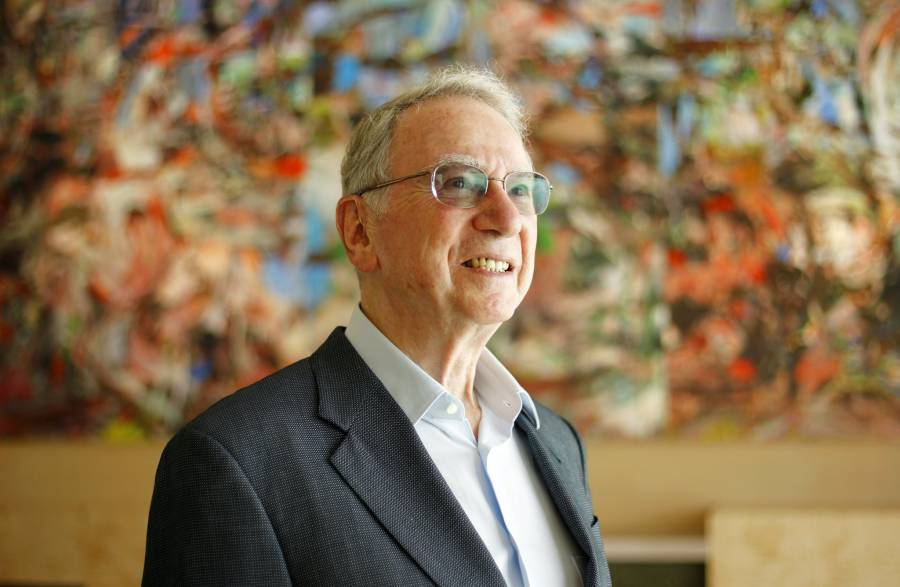 Qualcomm founder Irwin Jacobs