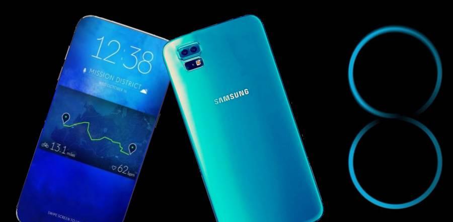 Samsung Galaxy 8 concept