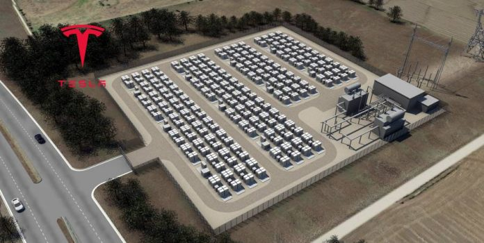 Tesla opens Battery storage plant in California