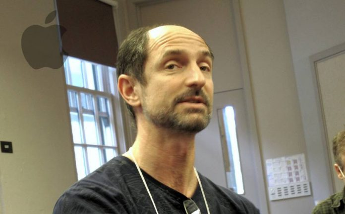 Tom Gruber, Head of Advanced Development for Siri.