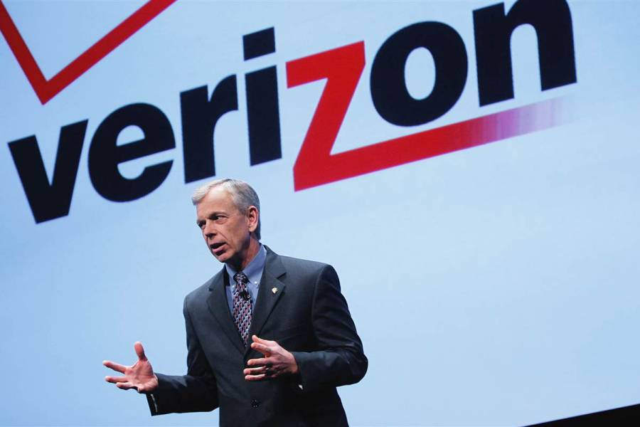 Verizon CEO