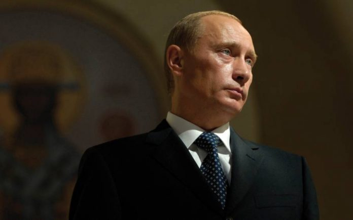 Vladimir Putin-Russian Hackers-United States