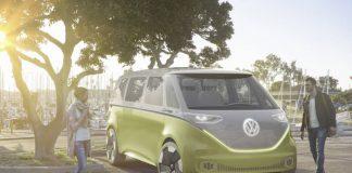 Volkswagen-ID Buzz-concept-Van