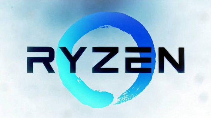AMD Ryzen Specs.