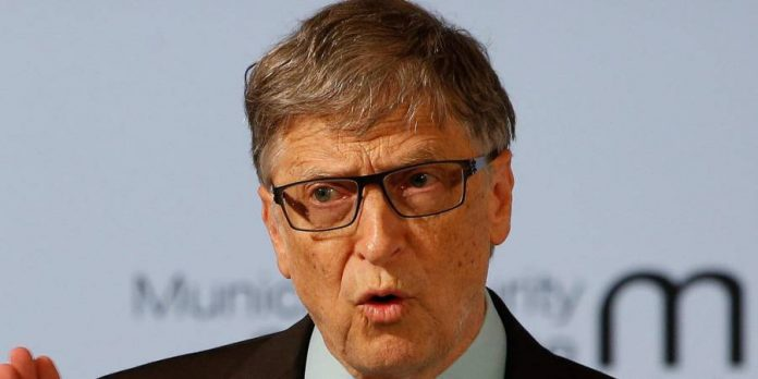 Bill Gates warns the world about bioterrorism