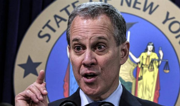 Eric Schneiderman, General Attorney