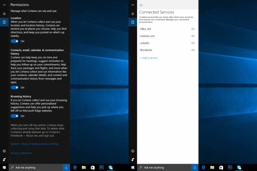Microsoft-Cortana-Suggested-Reminders-settings