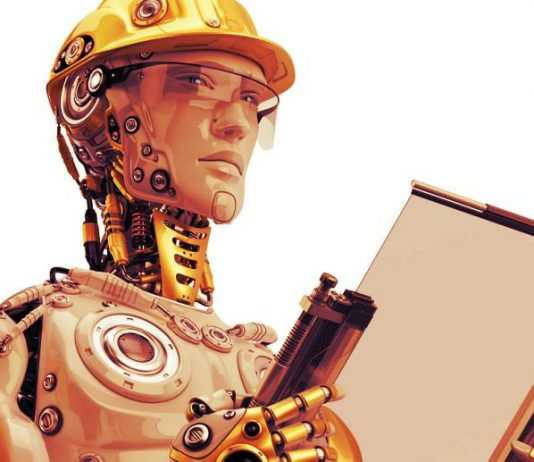 Study-Robots-replace-human workers