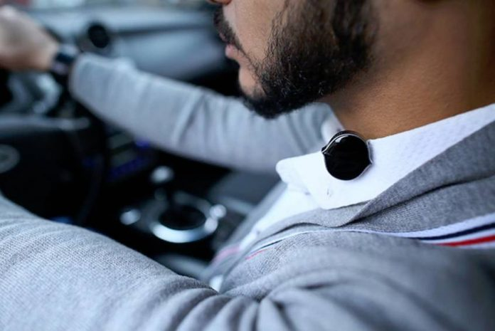 Senstone-voice tracker-voice recorder-kickstarter.