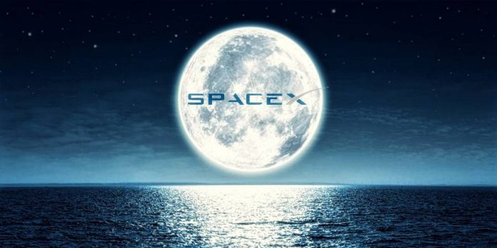 SpaceX will start sending tourists to the moon in 2018.