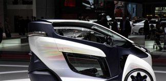 Toyota-i-road-chicago auto show-2017