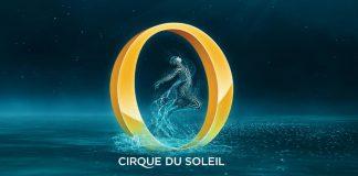 Cirque du Soleil O poster