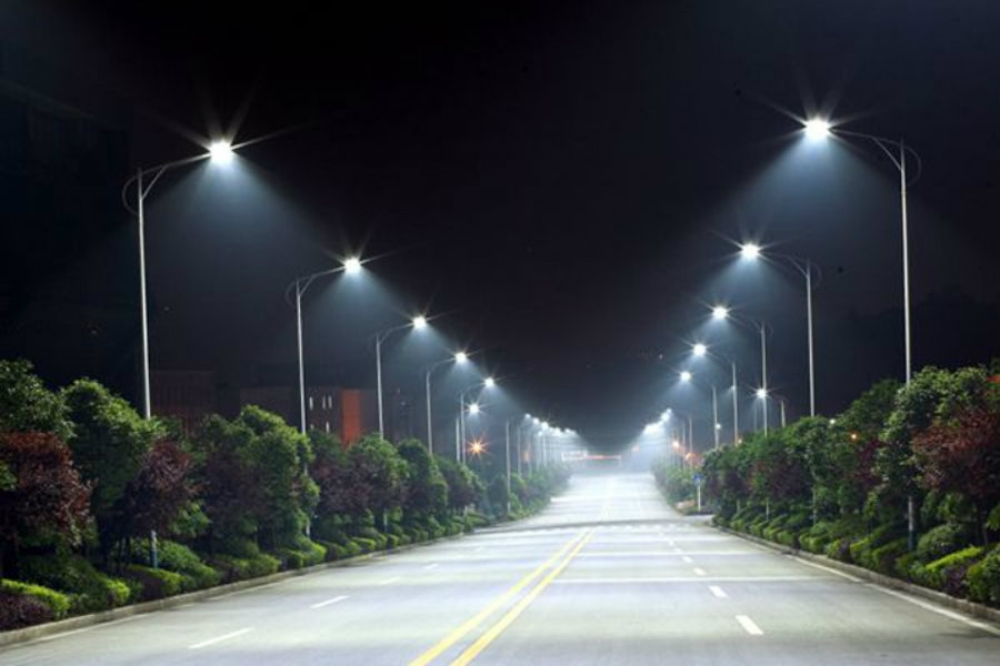 LED Street Lights in America