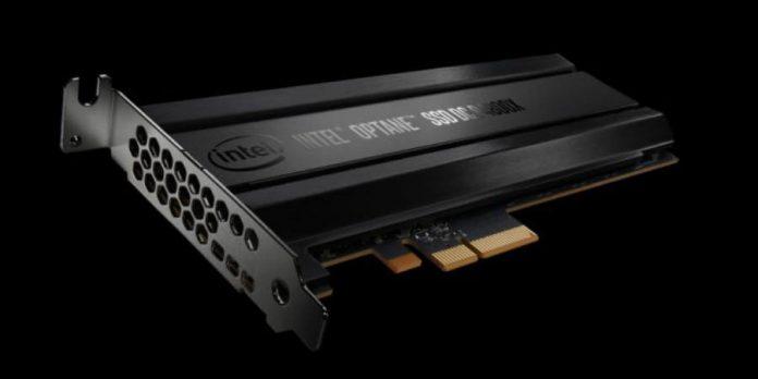Optane DC P4800X SSD