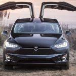 Tesla model Y leaked render