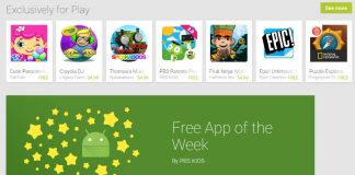 google-play-free-app-of-the-week