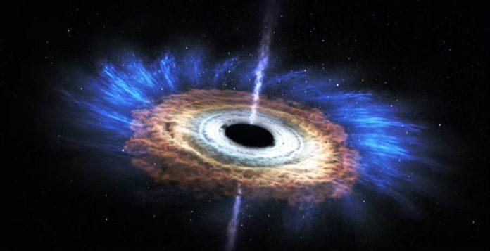 Black Hole - Sagittarius A - Milky Way