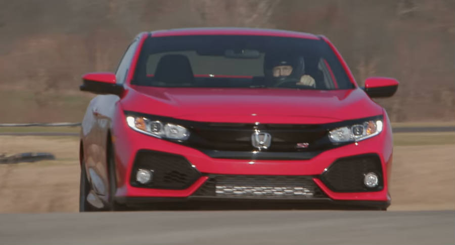 Honda Civic Si 2017- Turbocharged.