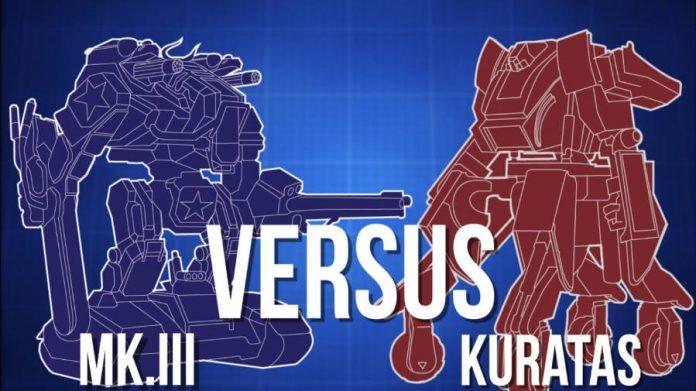 MK. III vs Kurata image
