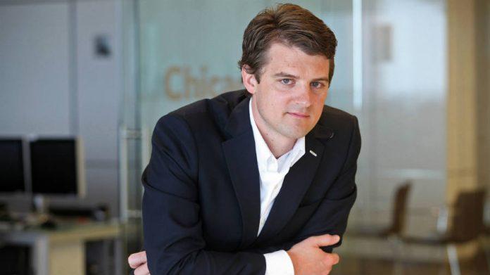 Matt Maloney Grubhub's CEO