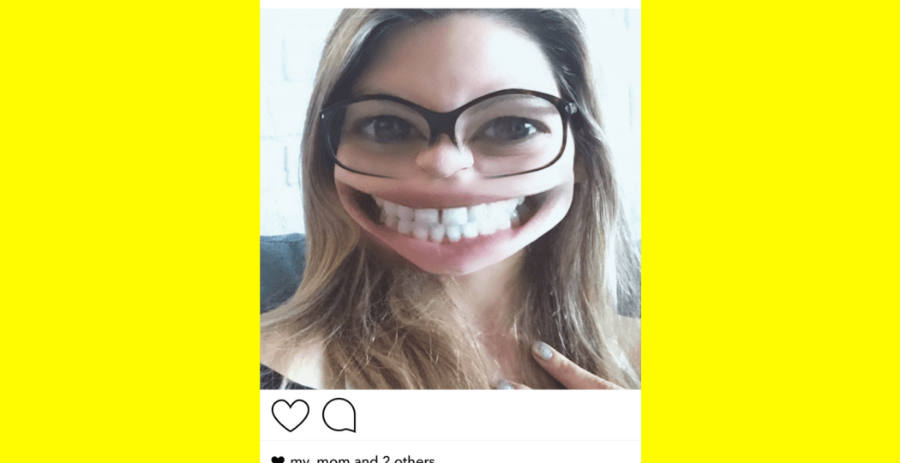 Snapchat-april-fools-filter