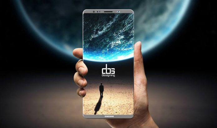 Galaxy Note 8 Concept