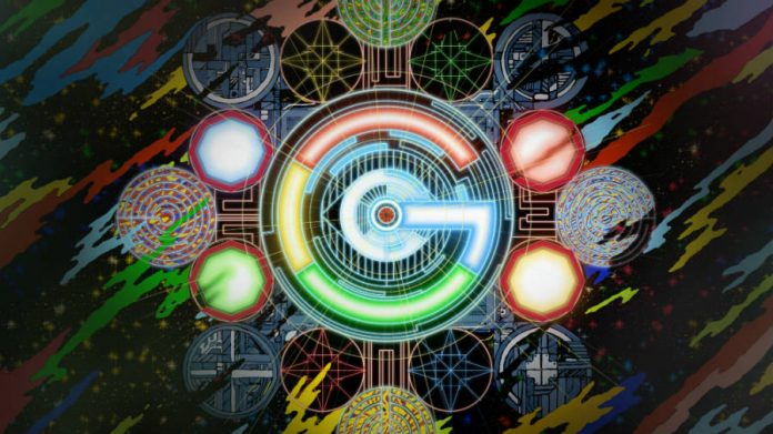 Google AI wallpaper
