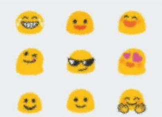 Android Blob emojis