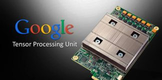 Google's TPU image