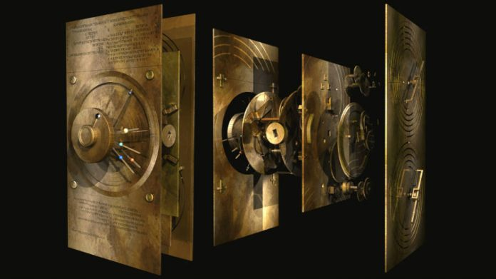 Antikythera Mechanism image
