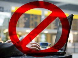 Laptop Ban, U.S. EU Inernational Flights