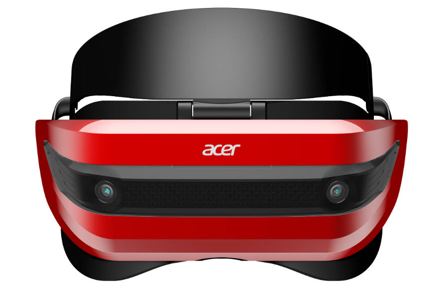 Acer's Mixed Reality headset