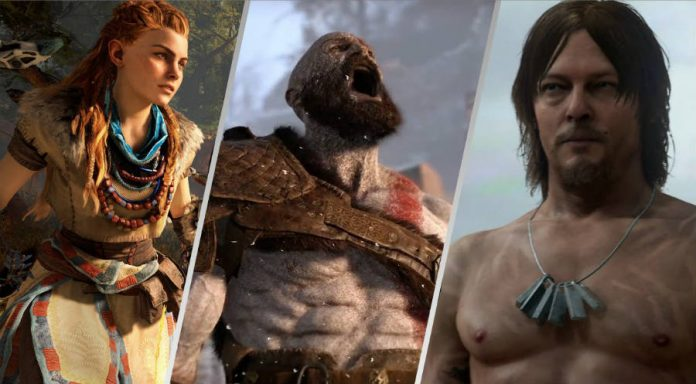 PlayStation 4 games E3