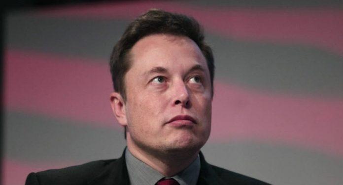 Elon Musk Photograph