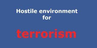 Facebook against terrorism