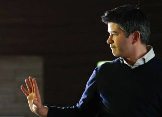 Travis Kalanick is no longer UBer's CEO