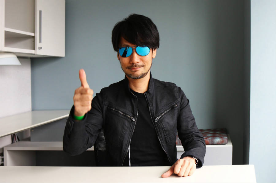 Hideo Kojima the writer