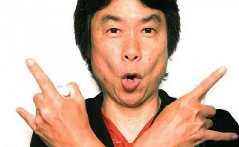 Shigeru Miyamoto - Nintendo video game designer