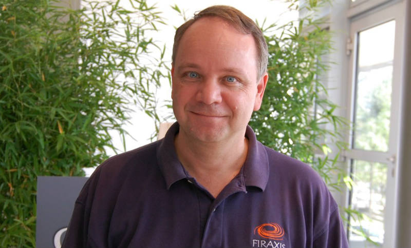 Sid Meier - Civilization games designer