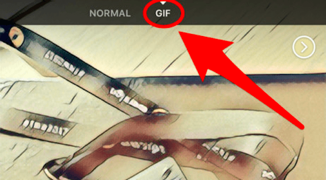 People can record and share GIFs directly with the app