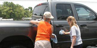Truck Washing & Maintenance