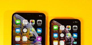 iPhones featuring iOS 12