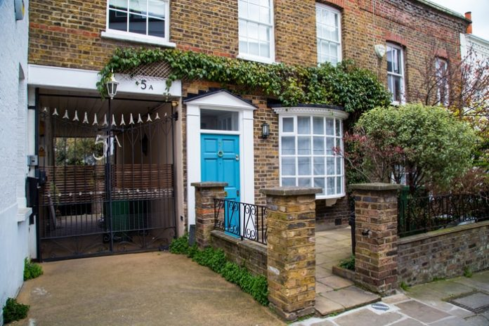 Typical London Home