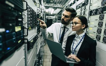 Internet Data Server Security