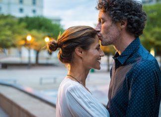 Romantic Husband & Wife
