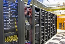 Data Centre Storage Room